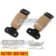 For Toyota Tundra 00-05 Pair Set Of Rear Left And Right Glass Latch Locks Assy