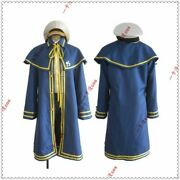2020 New Vocaloid Oliver Cosplay Costume / Hat Custom Made Full Set