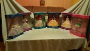 Lot Of 6 Rare Disney Exclusive Classic Doll Collection --