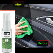 1andtimes Car Interior Refurbished Plastic Leather Care Maintenance Cleaner Accessories