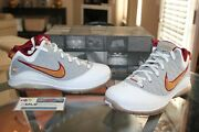 Deadstock Nike Lebron 7 Vii Ps Mvp Muppets Pe Player Exclusive Sample Size 11