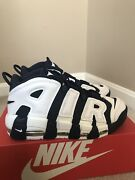 Nike Air More Uptempo Olympic Sz 8.5 2016 Pippen 96 Bulls Chicago Ds Discolor