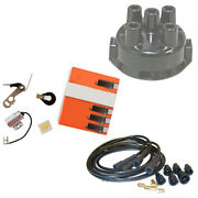 D12 D14 D15 D17 B C Wd Wd45 Tractor Distributor Tune Up Kit Fits Allis Chalmers