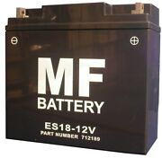 Battery Conventional For 1982 Bmw R 80 St No Acid