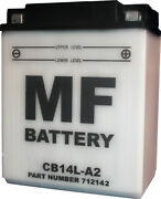 Battery Conventional For 1974 Suzuki Gt 750 L No Acid