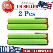 2 Pcs For Snap-on Battery Ctb5172 7.2v Ni-mh   7.2 Volt   Battery