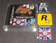 Grand Theft Auto Directorand039s Cut Sony Ps1 1999 Brand New Game In Display Case