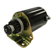 New Starter Fits Briggs And Stratton 7 8 10 11 12 12.5 16 18hp Engine1972-2002 5