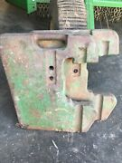 John Deere 45kg/99lb Tractor Suitcase Weights Partr51680 Fits Many Models