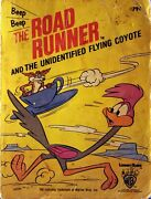 Vintage Whitman A Big Little Book 1980 Paperback Road Runner And Flying Coyote