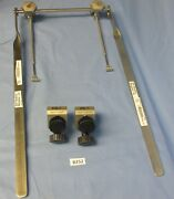 Pilling Ochsner-favaloro Retractor Set W/ Poly Clamps