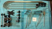 Pilling 166110 Gomez Poly-tract Bariatric Retractor System Complete System