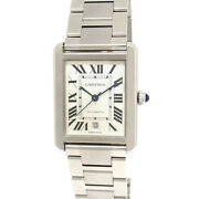 Tank Solo Xl W5200028 Menand039s Size Automatic Winding [a1225]