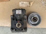 Nos 1967 Ford Mustang Shelby Gt500 Ac Compressor Fomoco C7aa-2875b2 Date 067s