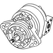 544708r92 New Hydraulic Pump Made Fits Case-ih Tractor Models 454 574 2400 2500