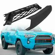 Front Bumper Grille Replacement Fit For 2014-2020 Toyota 4runner Grill