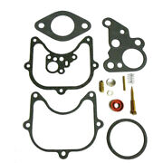 Ckpn9591b New Fits Ford / Fits New Holland Tractor Holley Carburetor Kit 2000 30