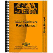 New Parts Manual Fits Allis Chalmers B1 Lawn And Garden Tractors