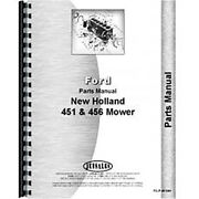 Parts Manual Fits New Holland 451 Sickle Bar Mower
