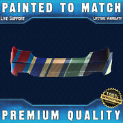 New Painted To Match - Rear Bumper Cover Fascia For 2018-2020 Honda Accord Sedan