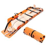 Lift Roll Stretcher Folding Multifunctional Fire Emergency Well Height Rescue T