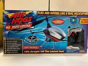 Air Hogs Sky Patrol R/c Helicopter Spin Master New - 27.145 Mhz 2002
