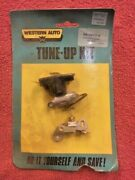 1974 Ford Pinto Mustang Ii 4 Cyl. 140 Ci Ohc Metric Nors Ignition Tune Up Kit