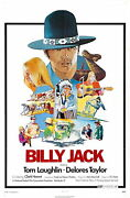 72275 Billy Jack Movie 1971 Tom Laughlin Wall Print Poster Affiche