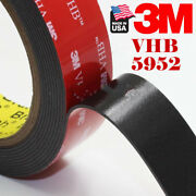3m 5952 Vhb 4in X 108'ft Double Sided Foam Adhesive Tape Automotive Mounting