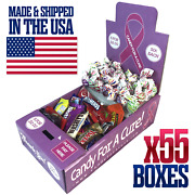 55 New Vending Route Display Honor Boxes Sell Candy And Lollipops Donation Charity