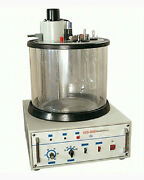 Kinematic Viscometer Syd-265d 20l Double Shell Structure Temp Control And Timmer