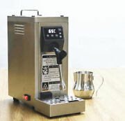 New Brand Lcd Coffee Frother Milk Steamer Cappuccino Latte Coffeemaker 220v T