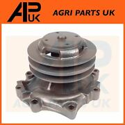 Water Pump Double Groove Pulley For Ford 750 2810 2910 3000 3230 Tractor