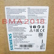 1pc New 3rw4427-1bc44 One Year Warranty Fast Delivery Sm9t