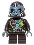 New Lego G'loona From Set 70008 Legends Of Chima Loc036