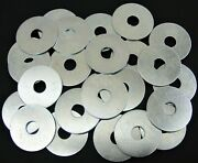Toyota M8 Fender Washers- 8.8mm I.d. X 31.5mm O.d.- Zinc Plated- 25 Washers 056