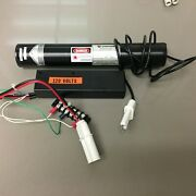Jds Uniphase 1122p-1522 632.8nm 4mw Class Iiia Hene Laser Laser And Power Supply