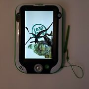 Leapfrog Leappad Ultra Green For Parts Or Repair Cracked Screen