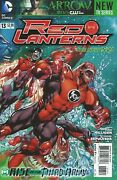 Dc Comics Red Lanterns Rise Of The Third Army No.13 December 2012 Lot 2