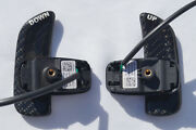 Genuine Mercedes Benz W463 Also G63 Amg Carbon Shift Paddles For Steering Wheel