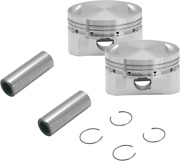 Sands Cycle Forged High Compression Performance Engine Piston Kit 106-5556