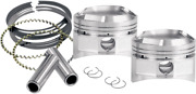Sands Cycle Forged High Compression Performance Engine Piston Kit 92-1061