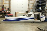 Cessna 150 Fuselage Airframe Airplane Aircraft With Landing Gear Box