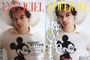 Land039officiel Hommes And Land039officiel Magazine W2019 One Direction Harry Styles New
