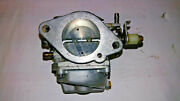 Lower Carburetor 9676m Off Mariner 40 El 6e9 L 424016 Best