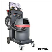 Solary Dg20 Dust-free Dry Grinding Machine Dry Grinder Dust Collecting Polisher