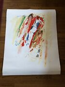 Hans Meyer Peterson, Mostly Mozart, Screenprint, Limited Edition Of 65/72