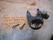 Mercedes Benz Ponton Ignition Switch Steering Lock And Blank Keys