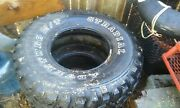 Adventuro M/t Gt Radial Tires Used In Good Condition, Even Wear On Front Tires
