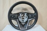 ✅ 11 12 13 14 15 Chevy Volt Left Driver Leather Steering Wheel W/ Controls Oem